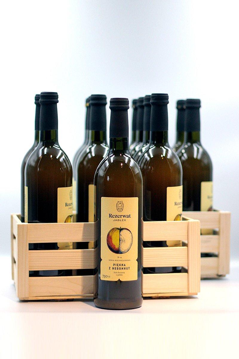 Piękna z Herrnhut 12 butelek